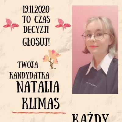 Natalia Klimas - PLAKAT